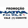 Promoção Rádio Nativa FM para a Festa São Vito