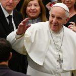 Papa concede entrevista a semanário católico belga