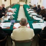 Papa tem última reunião do ano com cardeais do C9