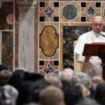Papa recebe embaixadores e faz breve análise da conjuntura mundial