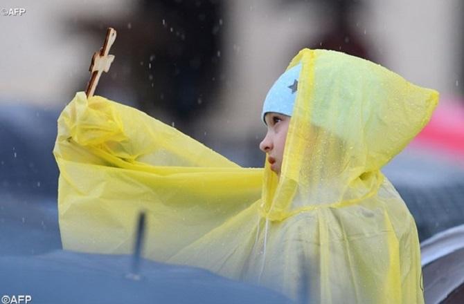 """5° encontro mundial """"Jovens pela Paz"""" apresentado no Vaticano"""