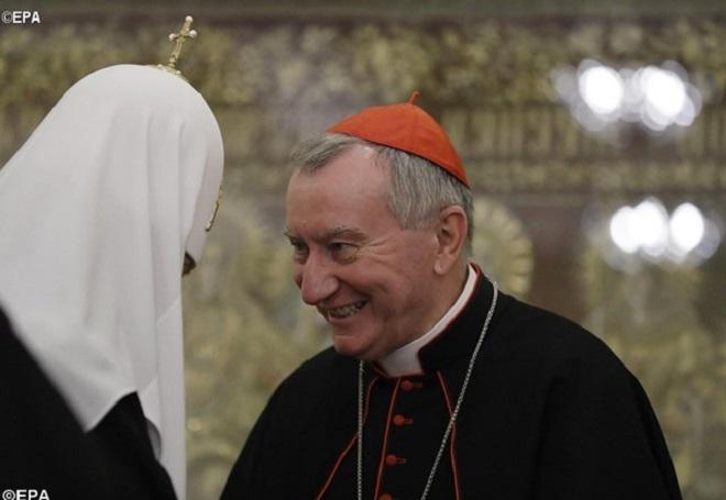 Papa, atento às ocasiões de diálogo, satisfeito com resultado de visita a Moscou