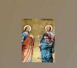Santas Aurélia e Neomísia
