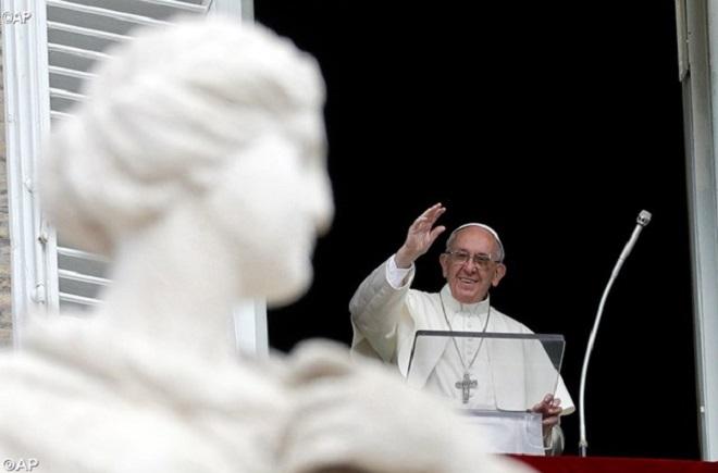 Papa Francisco: abrir-se à alegria, à paz e à liberdade do perdão