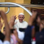 Papa na Colômbia: um abraço de 700 mil pessoas