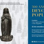 Padroeira do Brasil é tema de exposição em metrô paulistano
