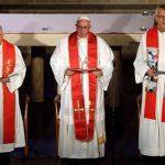 Testemunho dos mártires impõe seguir adiante no ecumenismo, diz Papa
