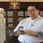 Brasil recebe relíquias dos santos pastorinhos de Fátima, Portugal