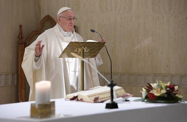 Papa Francisco: edificar, custodiar e purificar a Igreja