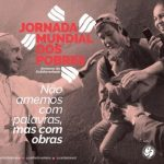 Com consulta pública, Cáritas prepara Jornada Mundial dos Pobres 2018