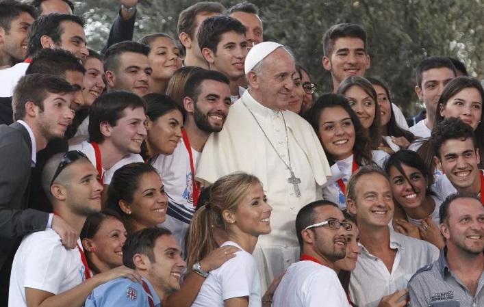 Jovens se preparam para reunião pré-sinodal com o Papa