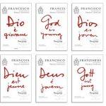"""""""Deus é jovem"""": o novo livro do Papa Francisco"""