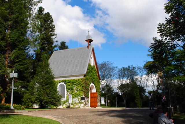 Romaria para o Santuário da Mãe Rainha em Atibaia