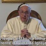 No mês de maio, Papa pede orações pelos fiéis leigos