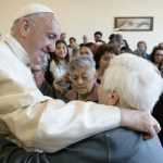 Hoje memória dos santos Joaquim e Ana. Dia dos avós e idosos
