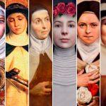 9 mulheres que foram exemplares para a Igreja e o mundo