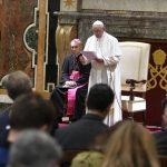 O Papa: progresso tecnológico da humanidade está baseado no bem comum