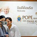 Programa detalhado da Viagem do Papa à Tailândia e Japão