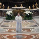 Papa na mensagem de Páscoa: deixar-se contagiar pela esperança de Cristo