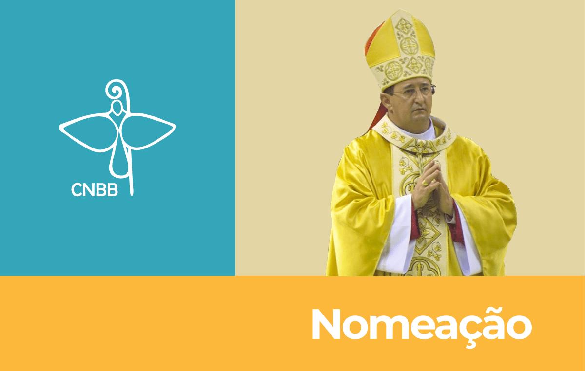 Papa nomeia dom Francisco Cota como novo bispo para diocese de Sete Lagoas (MG)