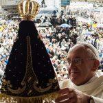 Telefonema do Papa ao arcebispo de Aparecida Dom Orlando Brandes