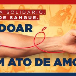 Igreja atenta e solidária com ações de doação de sangue em tempo de pandemia