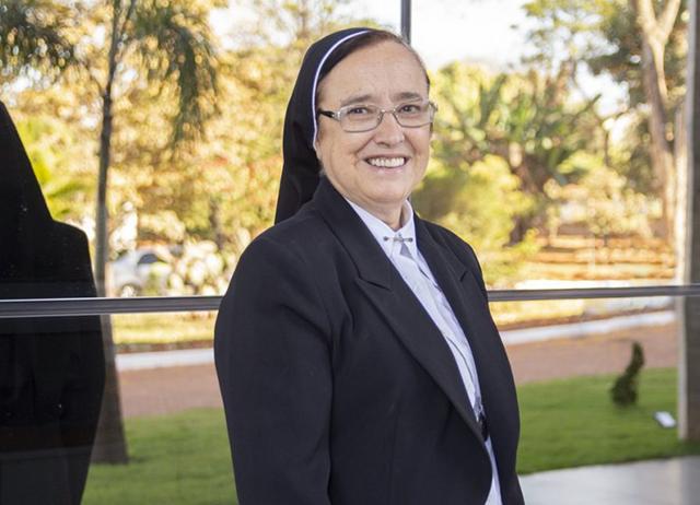 """Ir. Maria Inês: """"é um avanço o Papa colocar cada vez mais mulheres ao serviço da Igreja"""""""